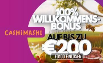 Cashi Mashi - Jetzt täglich deinen Bonus holen!