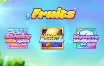 Fruits slots online