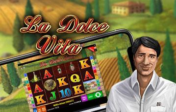 la dolce vita spielautomat online