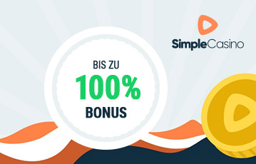 Simple Casino Bonus