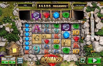 bonanza slot online