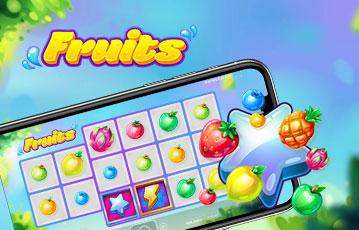 fruits spielautomat