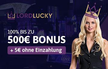 Lord Lucky Bonus
