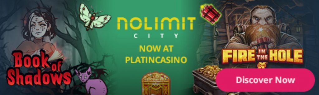 platin casino no limit city