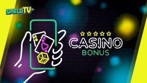Online Casino-Bonus 2021