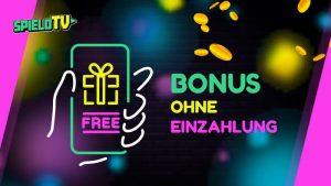 Online Casino-Bonus ohne Einzahlung 2021