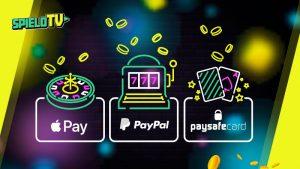 Online Casino Zahlungsmethoden 2021
